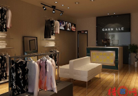 独特个性的服装店钱柜qg777