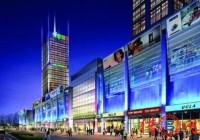 商城购物中心取名大全