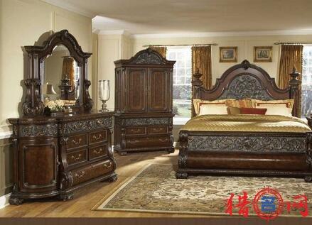 欧式古典家具品牌钱柜qg777