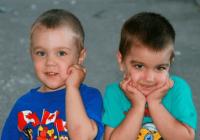2020双胞胎男孩帅气名字