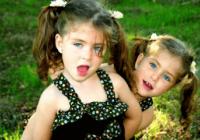 最美双胎女孩名字鼠年